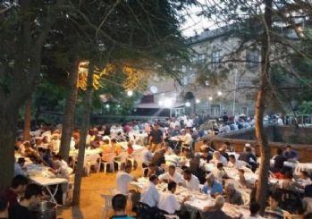 Bitlis Medeniyet Platformundan iftar yemeği
