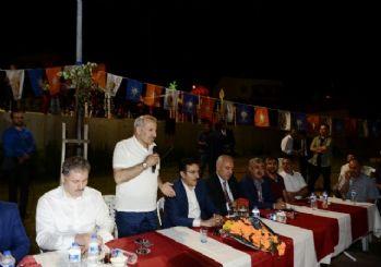 Gümrük ve Ticaret Bakanı Tüfenkci: 'Terörün kökünü kazıyacağız'