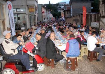 Kastamonu'da mahalle iftarları devam ediyor