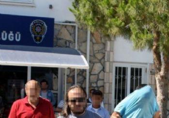 Sosyal tesis hırsızı tutuklandı