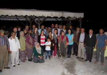 Ürgüp Kaymakamı Balcı, Mazı köyünde köylüler ile iftar yaptı