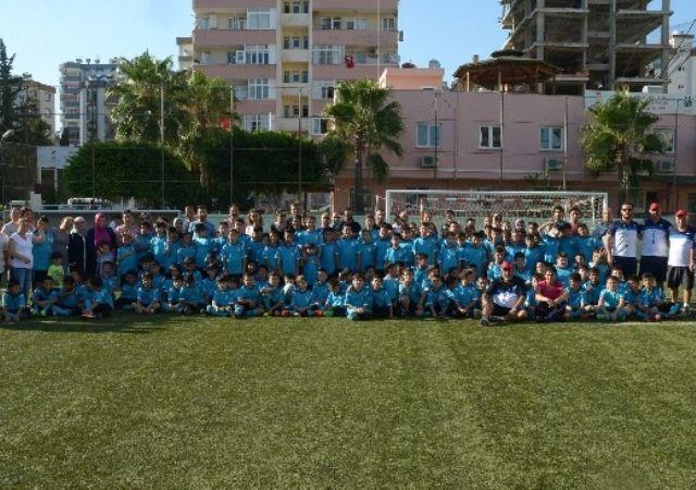 Adana Ücretsiz Yaz Futbol Okulları 2016