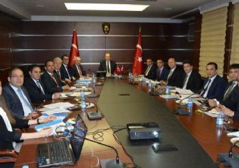 Trabzon Valisi Yücel Yavuz OHAL kararlarıyla ilgili toplantılar yaptı
