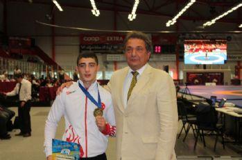 Abdülsamet Başar, Avrupa Şampiyonu oldu