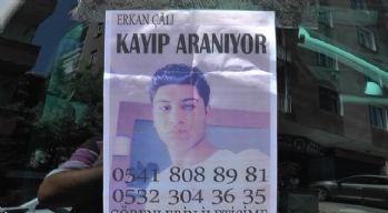 İstanbul'da kaybolan Erkan'dan 5 gündür haber yok