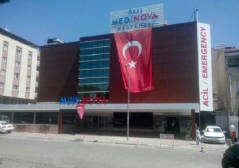 Denetimi tamamlanan Medinova Hastanesi yönetiminden açıklama