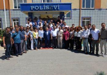 Kütahya Valisi Ahmet Hamdi Nayir basın mensuplarıyla bir araya geldi