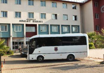Nazilli'de 15 polis gözaltında
