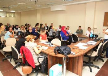 Nilüfer'de kadınlara uygulamalı girişimcilik eğitimi