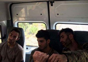 Aranan darbeci askerler yakalandı!