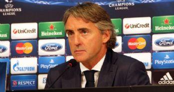 Mancini için kritik 48 saat