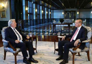 Erdoğan, 'Almanya teröre destek veriyor' dedi ve...