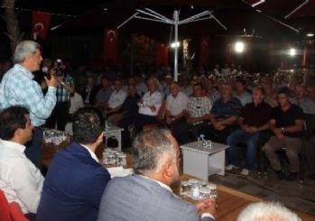 Başkan Karaosmanoğlu: 'Bizi Suriye, Mısır ve Irak gibi yapmak istediler'