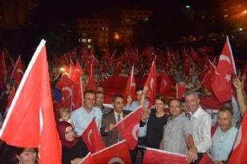 Hakim ve savcılar demokrasi için yürüdü