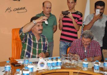 Köyler Arası Geleneksel Futbol Turnuvası'nın ön eleme kuraları çekildi