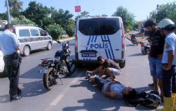 Mersin'de kaza üstüne kaza: 1 ölü, 2 yaralı