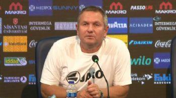 'Biz her maça kazanmak için çıkıyoruz'