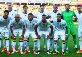 Fenerbahçe - Monaco: 2-1