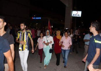 Kürt vatandaşlar PKK'ya isyan etti