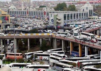 İstanbul otogarının ismi 'İstanbul 15 Temmuz Demokrasi Otogarı' oldu