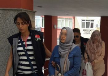 FETÖ'cü 2 kadın tutuklandı