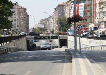 Kütahya'da 15 Temmuz Şehitler Alt Geçiti