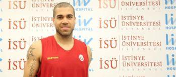 Galatasaray Blake Schilb ile devam dedi