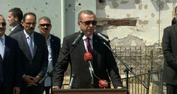 Erdoğan'dan ABD'li generale: Sen kimsin, haddini bileceksin!