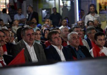 Gümüşhane'de Demokrasi Nöbeti 15. gününde