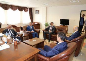 Vali Güvençer Turgutlu'da incelemelerde bulundu