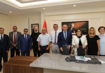 Gaziantep'te 'Özel Eğitim Uygulama ve Araştırma' merkezi kuruluyor