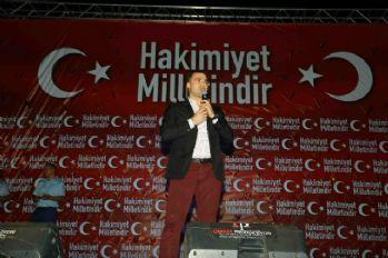 Hakan Ünsal: Ülkenin önünü açtınız