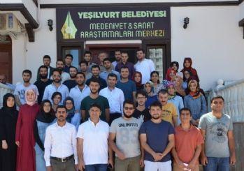 'Yeşilyurt Belediyesi Medeniyet ve Sanat Araştırmalar Merkezi' eğitim faaliyetlerine başladı