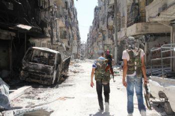 Halep'e 4 insani koridor daha