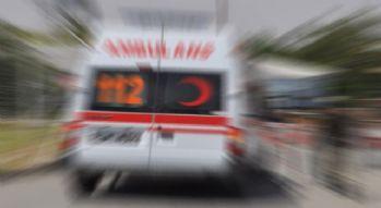 Çocuğun bulduğu poşet patladı: 3 yaralı