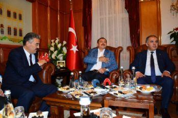 Bakan Eroğlu, 15 Temmuz gecesi yaşadıkalrını anlattı