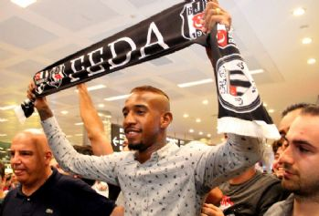 Talisca: 'Beşiktaş için Şampiyonlar Ligi hayal değil'