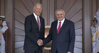 Joe Biden Başbakanlık'ta