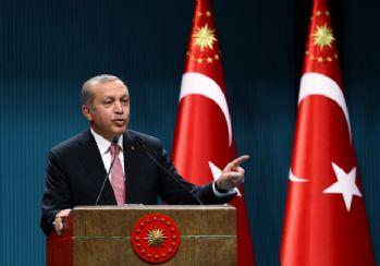 Erdoğan'dan Türkiye düşmanlarına net mesajlar