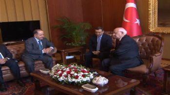 Kahraman-Barzani görüşmesinde konuşulanlar