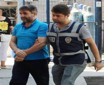Bülent Arınç'ın eşinin akrabasına FETÖ'den tutuklama