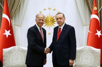 Erdoğan Biden görüşmesi sona erdi