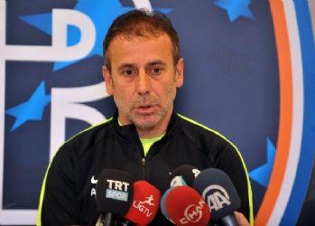 Abdullah Avcı: 'Önemli tecrübeler kazanmaya devam edeceğiz'