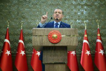 Cumhurbaşkanı Erdoğan: 'Cerablus geri alındı'