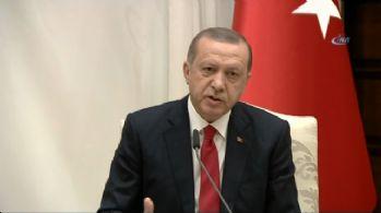 Cumhurbaşkanı Erdoğan'dan ABD'li gazeteciye ayar