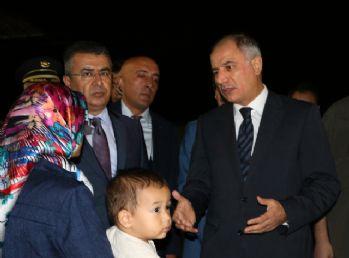 Bakanı Ala onları yalnız bırakmadı