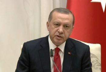 Erdoğan 4 kanunu Başbakanlığa gönderdi