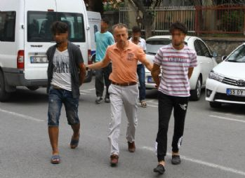 Samsun polisinden DAEŞ operasyonu: 17 gözaltı