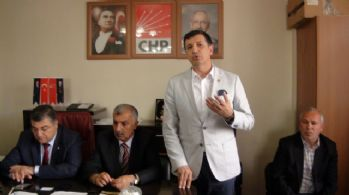 CHP'li Sındır'den TBMM'ye çağrı