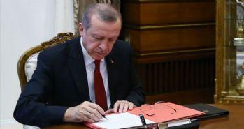 Cumhurbaşkanı Erdoğan, beklenen kanunu Başbakanlığa gönderdi